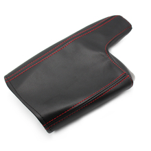 for Chevrolet Malibu 2013 2014 Center Console Armrest Box Cover Microfiber Leather Protection Pad