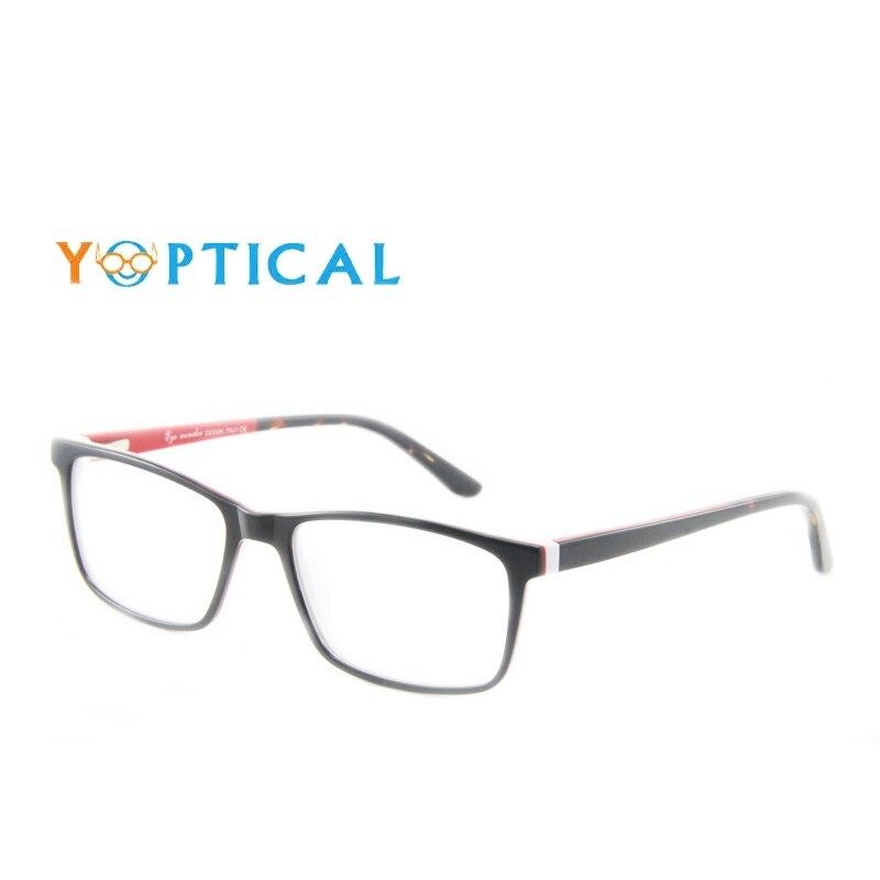 Ojo maravilla hombres acetato Marcos s Gafas óptica clásica Marcos  espectáculo Marcos s oculos de Grau lunettes gafas Accesorios b662c7afcc