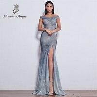Poems Songs 2019 New style sexy impressive attractive Evening Dress long dress vestido de festa serene hill long dress Party