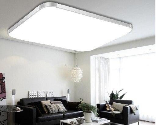 2018 Modern Led Apple Ceiling Lights Square 30cm Led Ceiling Lamp Kitchen Light Bedroom Livingroom Low Price High Quality