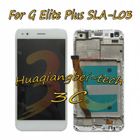 5.0'' New For Huawei G Elite Plus SLA L03 Full LCD DIsplay + Touch Screen Digitizer Assembly With Frame 100% Tested