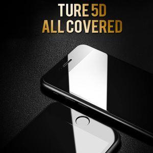 Image 5 - Suntaiho สำหรับ iPhone X XR XS แก้ว iPhone 6S 7 8 PLUS กระจกนิรภัยสำหรับ iPhone 11Pro ป้องกันหน้าจอ 5D ฝาครอบแกะสลัก