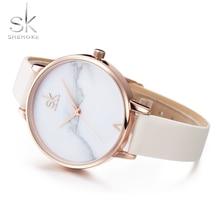 Shengke Top Brand Fashion Ladies font b Watches b font Elegant Female Quartz font b Watch