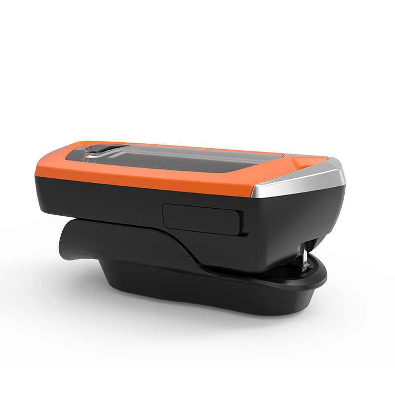 Y tế Ngón Tay Pulse Oximeter OLED Sạc Độ Oxy trong Máu Đầu Ngón Tay Saturatiemeter Vinger Pulsossimetro Trái Tim Màn Hình
