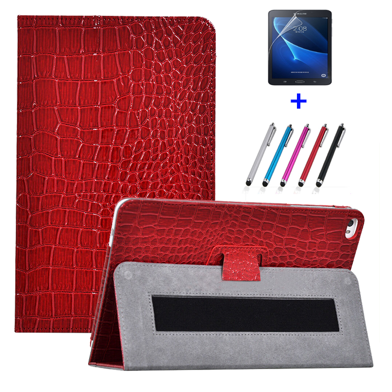 Cover Huawei T1-A21w Case Funda 10-Tablet-Case For Mediapad Top-Quality Flip Film--Pen