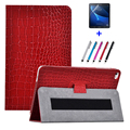 2016 new fashion Top quality Flip leather case cover for Huawei Mediapad T1 10 Tablet Case for Huawei T1-A21W 9.6 funda+film+pen