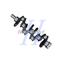 Crankshaft YM129407 21000 For Yanmar Engine 4TNE84 4TNV84 4TNV84T 4TNE88 4TNV88