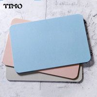 Quick Drying Bath Mat Water Absorption Diatomite Mat Bathroom Door Mat Absorbent Magical Designer Diatomite Bathroom