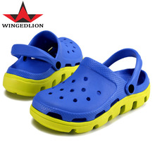 CoolFar 2017 Quality Eva Clogs Unisex Fashion Mules Clogs, breathable garden Sandals , couple anti-skid beach men sandals