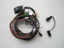 Bluetooth Cable Arnés de Cableado Para VW RCD510 RNS510 Tiguan Golf Jetta MK5 MK6 GTI Passat B6 Con Micrófono