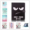 For Apple iPad 2/3/4 Case Beautiful Cute Print Cover For iPad3 Stand PU Leather tablet Bag Magnetic Smart  Shell Case Wallet