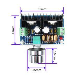 Image 4 - XL4016E1 ハイパワー DC 電圧レギュレータ DC DC XH M401 降圧モジュール最大 8A タイヤ電圧レギュレータ