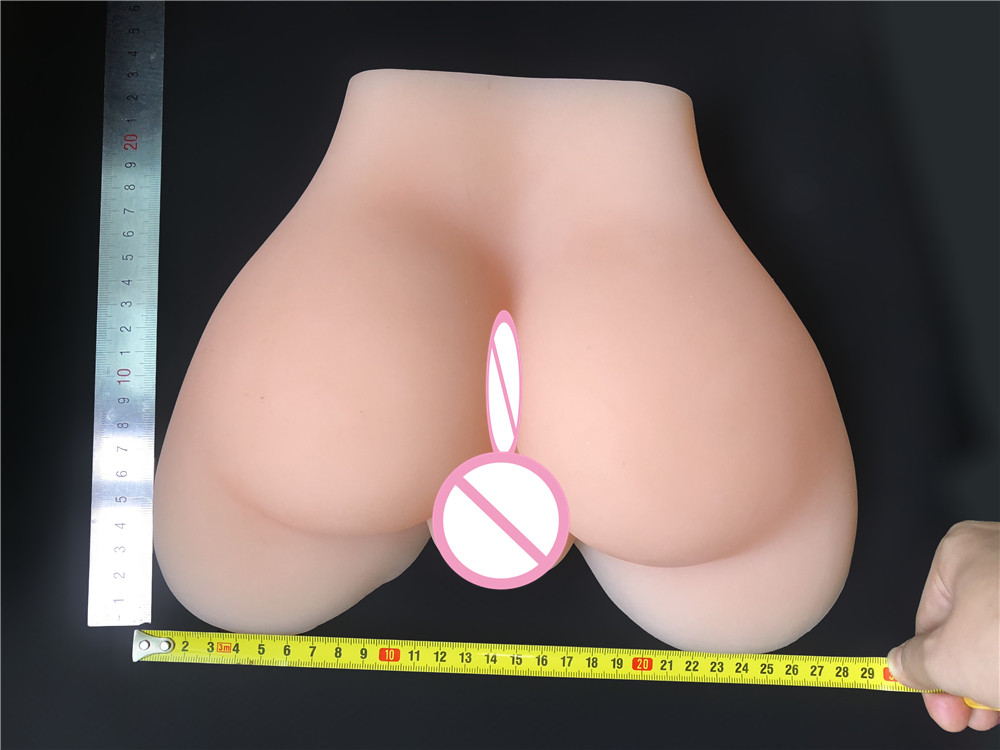 2 KG japanese reality 1:1 big silicone ass pussy and anus real vigina sex doll male masturbator sex products sex toy for man