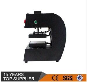 Image 4 - 15X20 Cm 6X8 Inch Dual Tấm Màn Hình LCD Kỹ Thuật Số Điều Khiển Điện Tự Động Nhựa Thông Báo Chí Tinh Dầu Nhiệt máy Ép Không. AUP10