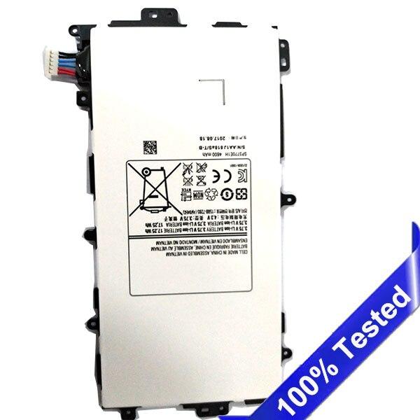 Pour Samsung Galaxy Note 8.0 GT N5100 N5110 N5120 Batterie 4600 mAh SP3770E1H SanErqi