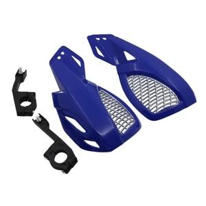 Image 4 - รถจักรยานยนต์Handguard Hand GUARD ProtectorสำหรับKAWASAKI Suzuki Honda Yamaha KTM SX EXC XCW SMR Moto Dirt BIKE ATV 22MM Handlebar