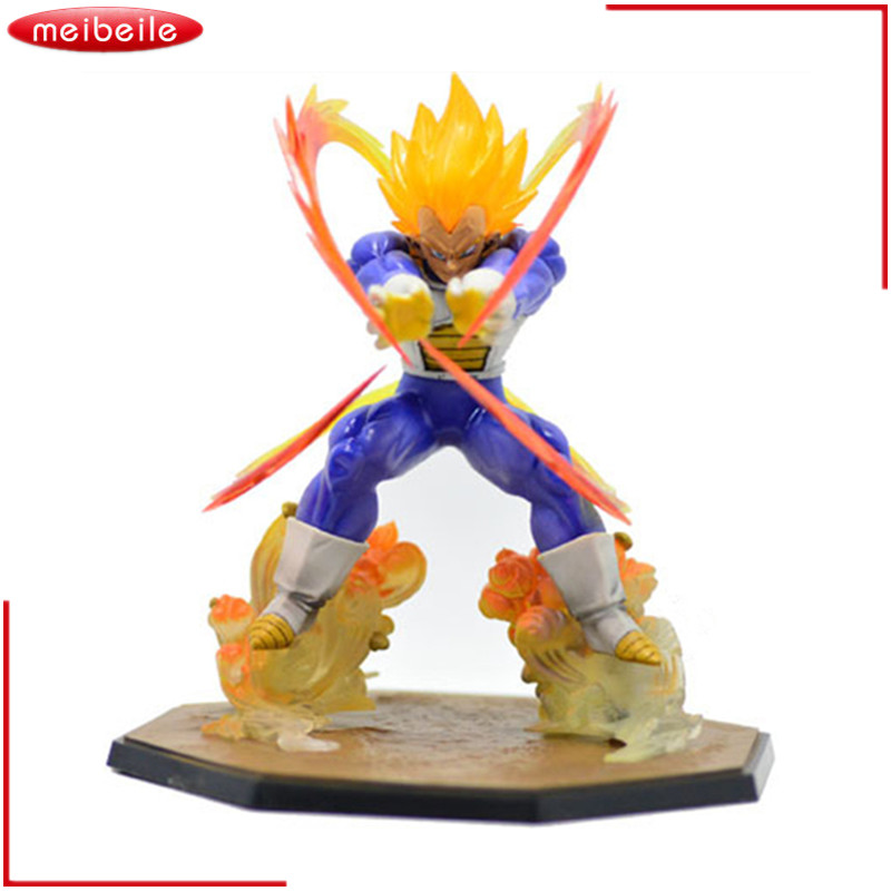New Hot Selling Promotion Dragonball Figure Marvel Japanese Anime Super Saiyan Goku Pvc Dragon ball figurine 17cm free shipping japanese animation cool dragonball z super saiyan trunks 23cm 9 2 pvc figure new in box