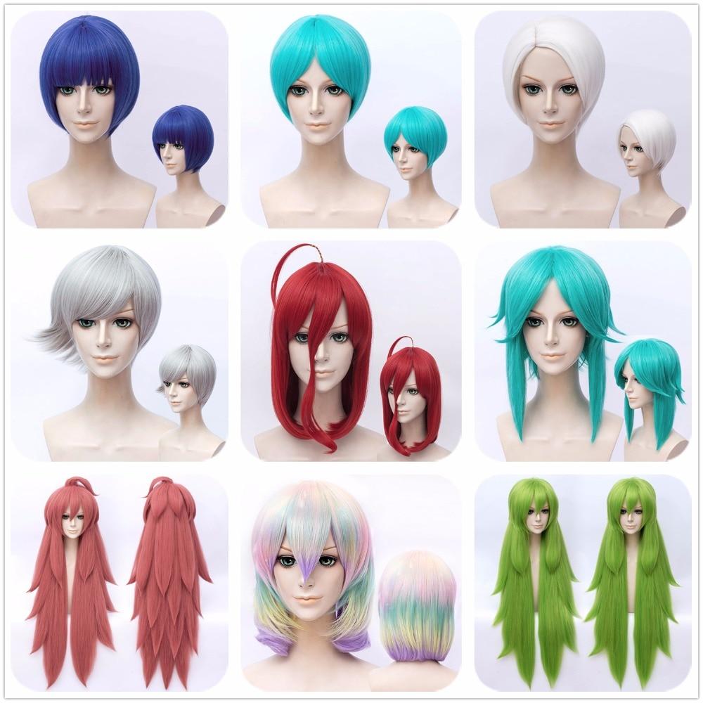 Houseki no Kuni Rutile Doctor Cosplay Hair Wig Land of the Lustrous Anime
