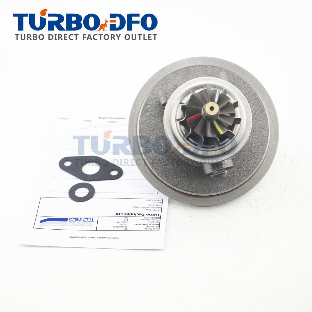 For Seat Alhambra VW Sharan 1.9 TDI ANU 90 HP  Turbo charger cartridge CHRA core assy turbine 53039700036 028253019X 028253019V