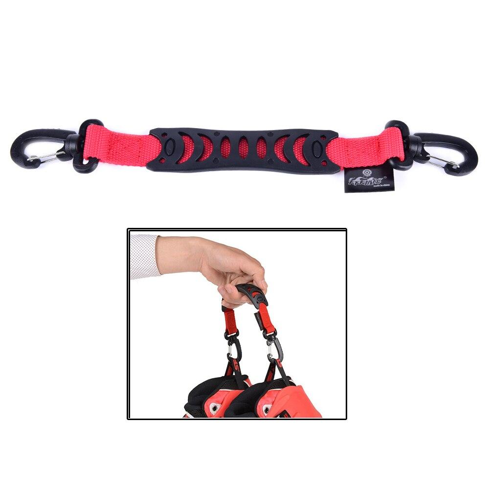 Nylon Inline Patins à roulettes Poignée Boucle Crochet, pour SEBA Powerslide RB Chaussures De Patinage Patins