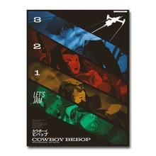 Kunst Seide Oder Leinwand Druck Cowboy Bebop Japan Anime Poster 13x18 24x32 zoll Für Room Decor dekoration-004