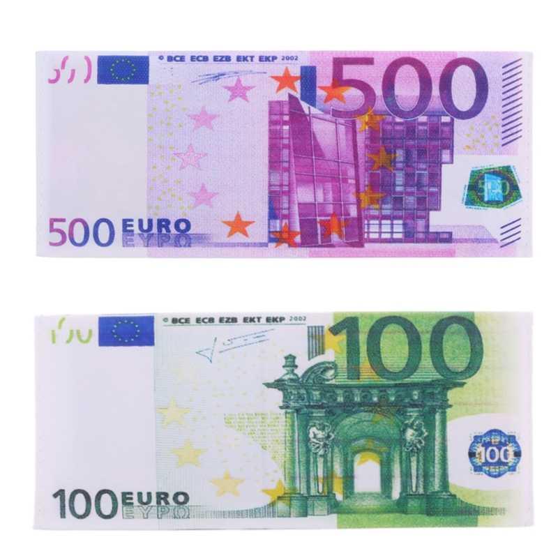 גברים נשים מטבע הערות דפוס הלירה דולר אירו ארנק ארנק מפתח לשאת שקיות