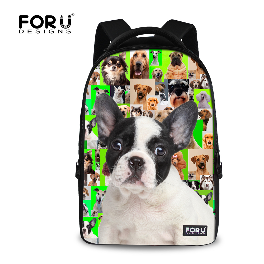 ФОТО FORUDESIGNS 2017 Large Capacity School Bags for Women Laptop Back pack Light Weight Men's Travel Bags Backpacks Business Bag