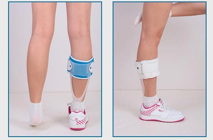 Footrest orthosis corrective Ankle braces hemiplegia rehabilitation equipment foot drop brace
