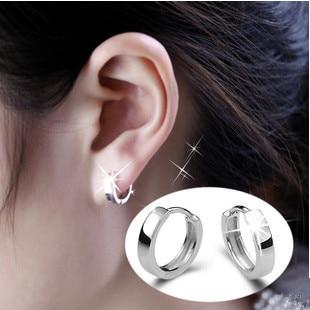 المجوهرات جيدة الكورية أزياء شخصية حلقة الأذن الجملة المرأة الحرة الشحن