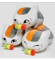 Natsume Yuujinchou Cat Teacher Doll Candied Fruit Plush Toy Japanese Anime