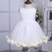 Ivory Toddler Flower Girl Dresses