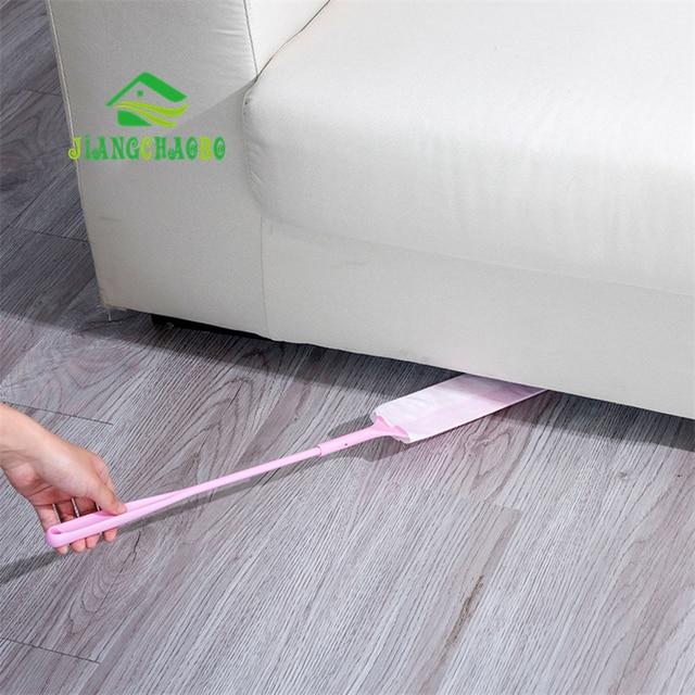 JiangChaoBo brosse à poussière à fentes allongées   Brosse à dépoussiérer Non tissée, outils de nettoyage, artefact de nettoyage de poussière