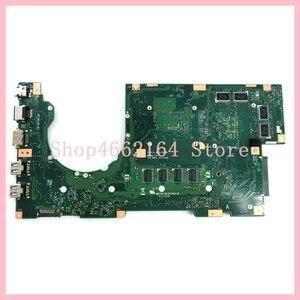 Image 2 - K501LX asus K501LN K501LB A501L K501L V505L メインボード I7 5500U 4 グラム RAM GTX950M 4 ギガバイトノートブックのマザーボード 100% テスト OK