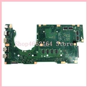 Image 2 - K501LX płyta główna ASUS K501LN K501LB A501L K501L V505L płyty głównej płyta główna I7 5500U 4G RAM GTX950M 4 GB Notebook płyta główna 100% test OK