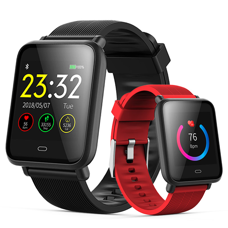 Fitness Smart Watch Men Women Heart Rate Monitor Blood Pressure Pedometer Waterproof Touch Running Sport Watch For Android IOS Fitness Smart Watch Men Women Heart Rate Monitor Blood Pressure Pedometer Waterproof Touch Running Sport Watch For Android IOS