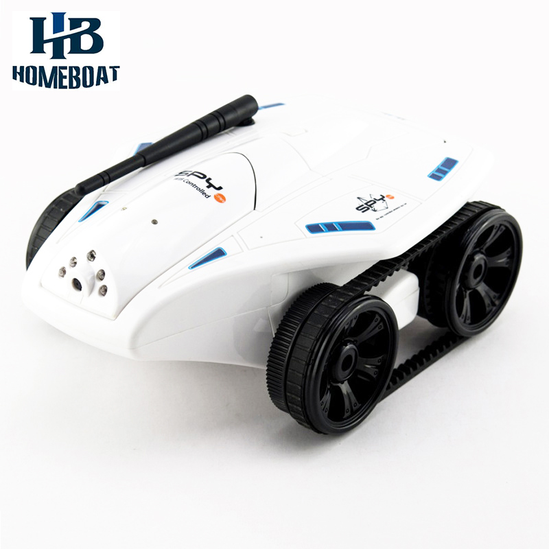 New RC Tank Happy Cow 777-325 WiFi RC Car with 30W Pixels 0.3MP HD Camera Support IOS phone or Android Remote Control Tank Car квадрокоптер happy cow 777 365c white
