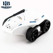 New RC Tank Happy Cow 777-325 WiFi RC Car with 30W Pixels 0.3MP HD Camera Support IOS phone or Android Remote Control Tank Car