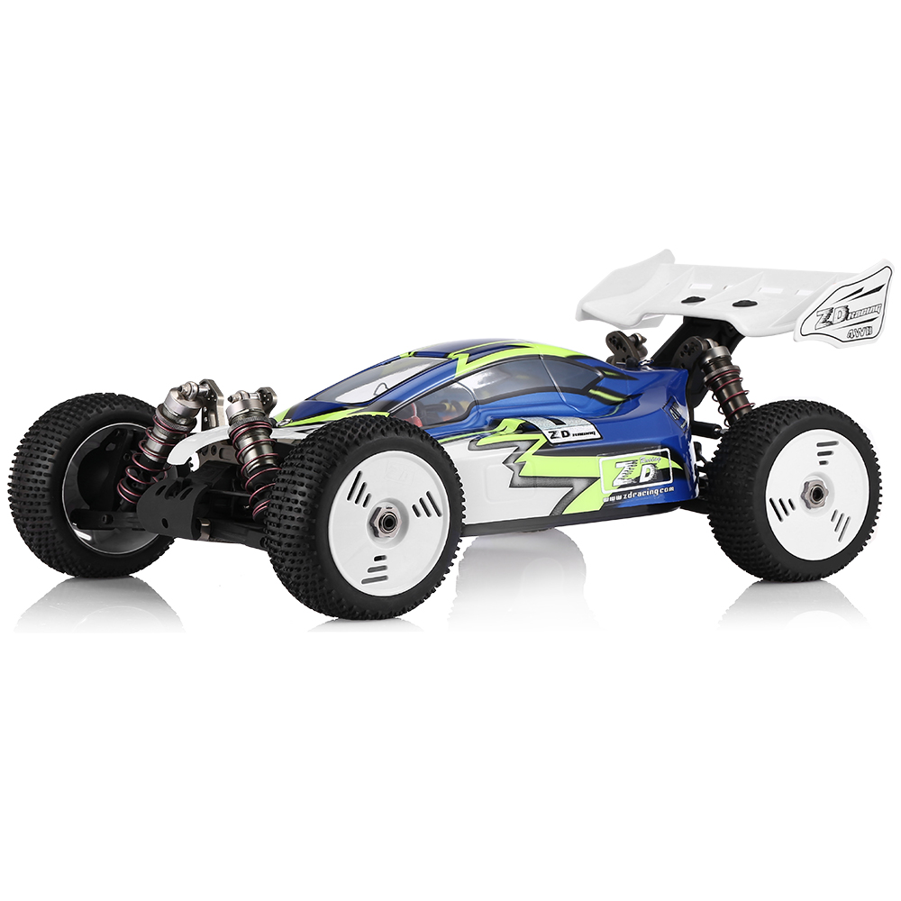 ZD 9020 Racing RC Cars 1/8 4WD 120A ESC 4274 Motor RC Brushless Buggy Without Battery Charger Off-Road Vehicle Modle RC Toy Boy