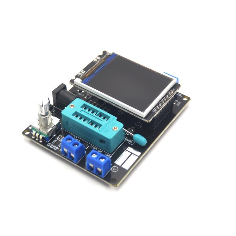 Kokkupandud SCM ATMEAG328P TFT ekraan M328 transistoride tester LCR - Mõõtevahendid - Foto 3