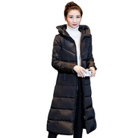 Winter Jacket Women Warm Ladies Parkas Mujer Long Winter Coat Women Jackets Parka Female Cotton Padded Chaqueta Mujer Invierno