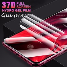 37D Full Cover Hydrogel Film On The For Xiaomi Redmi 7 6 5 A Go Note K20Pro Screen Protector K20 Pro Protective