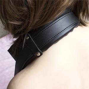 Набор для косплея SM, эротический набор для взрослых, для игр, для шеи, ног, бедра, манжеты на ремне, секс-игрушка для связывания