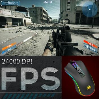 Redragon M711-FPS COBRA Gaming Mouse 1
