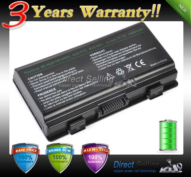 Batería para portátil Packard Bell EasyNote mx61 mx65 mx67 NEGRO