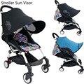 Детская коляска Солнцезащитная крышка ультрафиолетовая Защита от солнца козырек для Babyzen YOYO + <font><b>YOYA</b></font> и высокая Ландшафтная коляска аксессуары