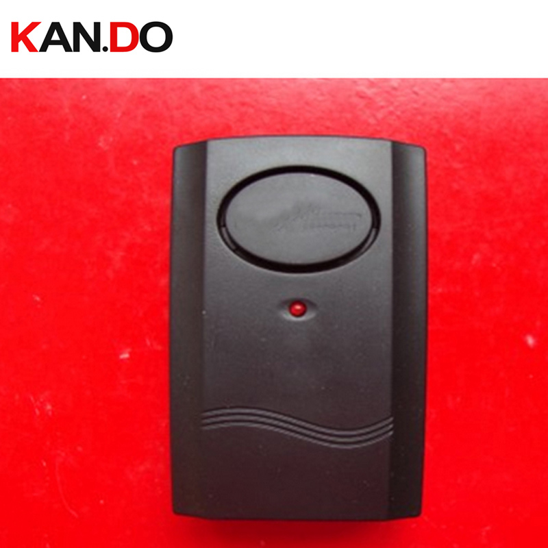 Vibration Alarm Loud 80db Siren Vibrating Alarm,motor And Vehicle Anti-theft Alarm Vibration Detection Alarm Virating Detector