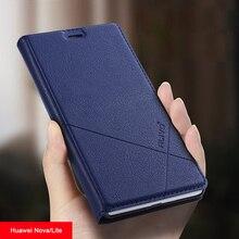 Alivo люкс Флип кожаный чехол для Huawei NOVA Стенд Обложка Мода бумажник телефон чехол для Huawei NOVA крышка