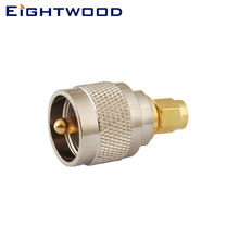 SMA Male to UHF PL-259 Connector Adapter for Kenwood TM-241A
