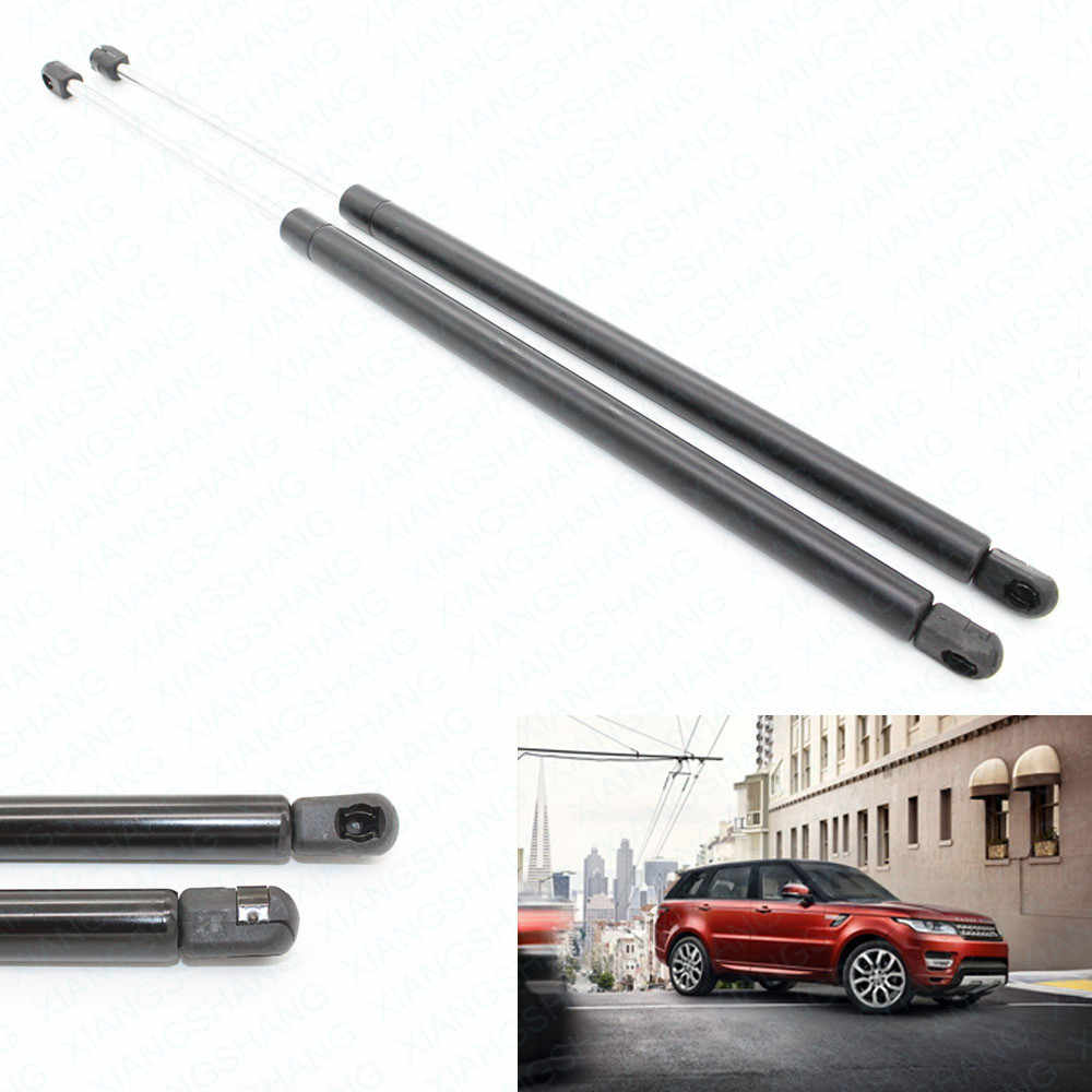 2PCS Rear Tailgate Lift Supports Shock Struts Gas Spring Damper for Land Rover Range Rover Sport 2005-2012 Replacement Shock Gas Struts BHE79054 BHE790070 BHE790060