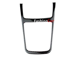 For Benz GLA X156 2014 2015 2016 Carbon fiber Interior ashtray / storage box frame cover 1pcs